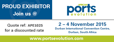 Briggeman active at African Ports Evolution conference and exhibition