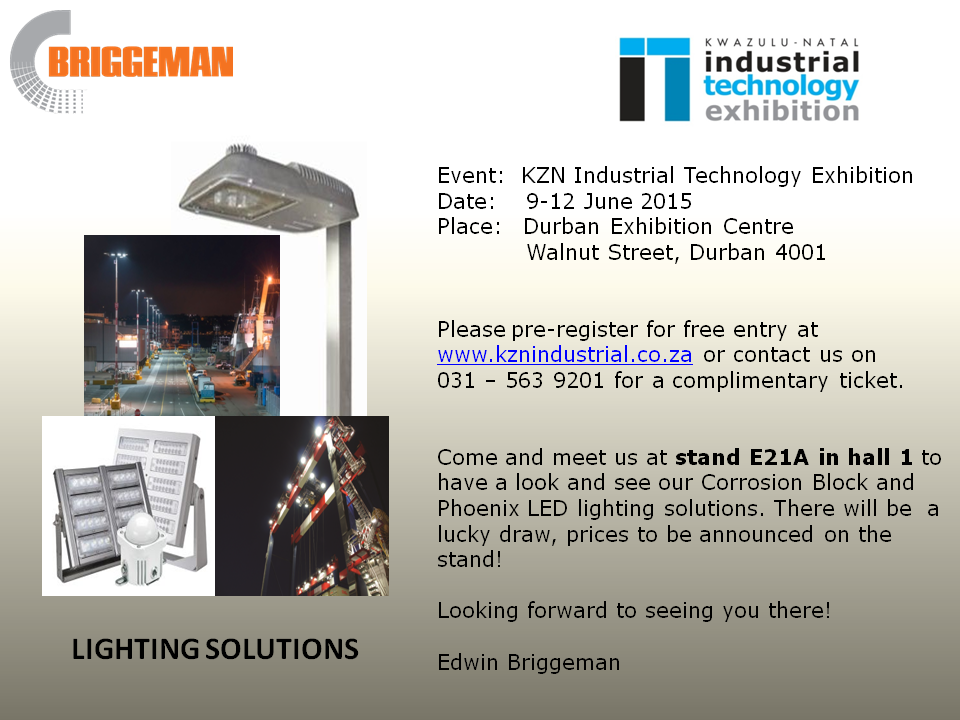 KZN-Industrial-Technology-Exhibition-2015-invitation-lighting-solutions-a